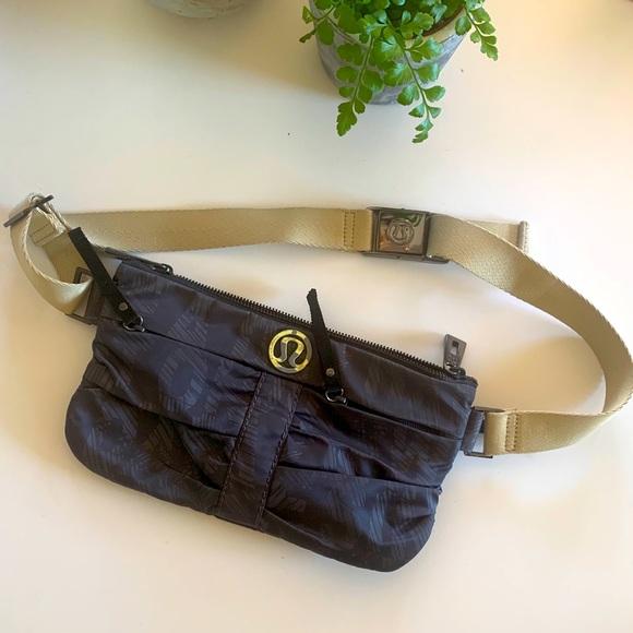 Lululemon Travel/Fitness Waist Bag